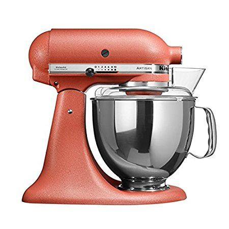 Kitchenaid robot Artisan 5KSM150 terracotta