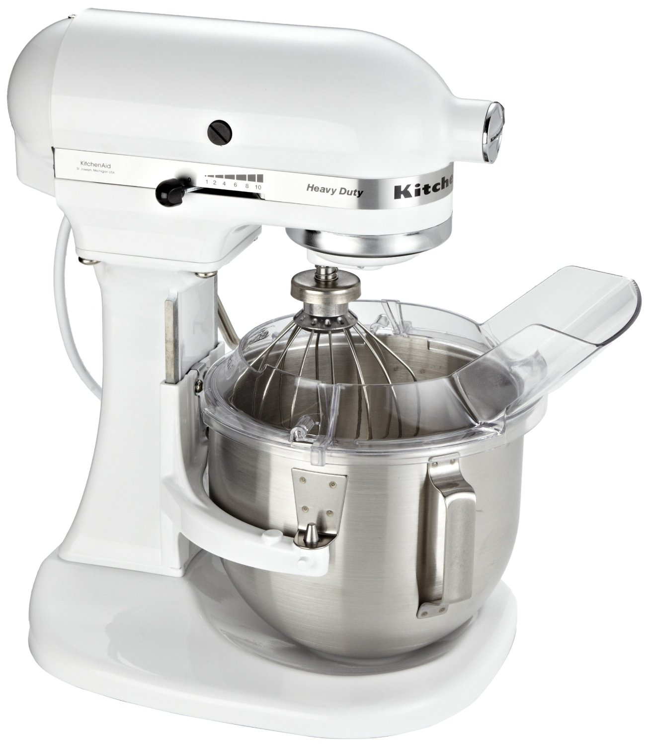 Kitchenaid robot Heavy Duty 5KPM5 biely