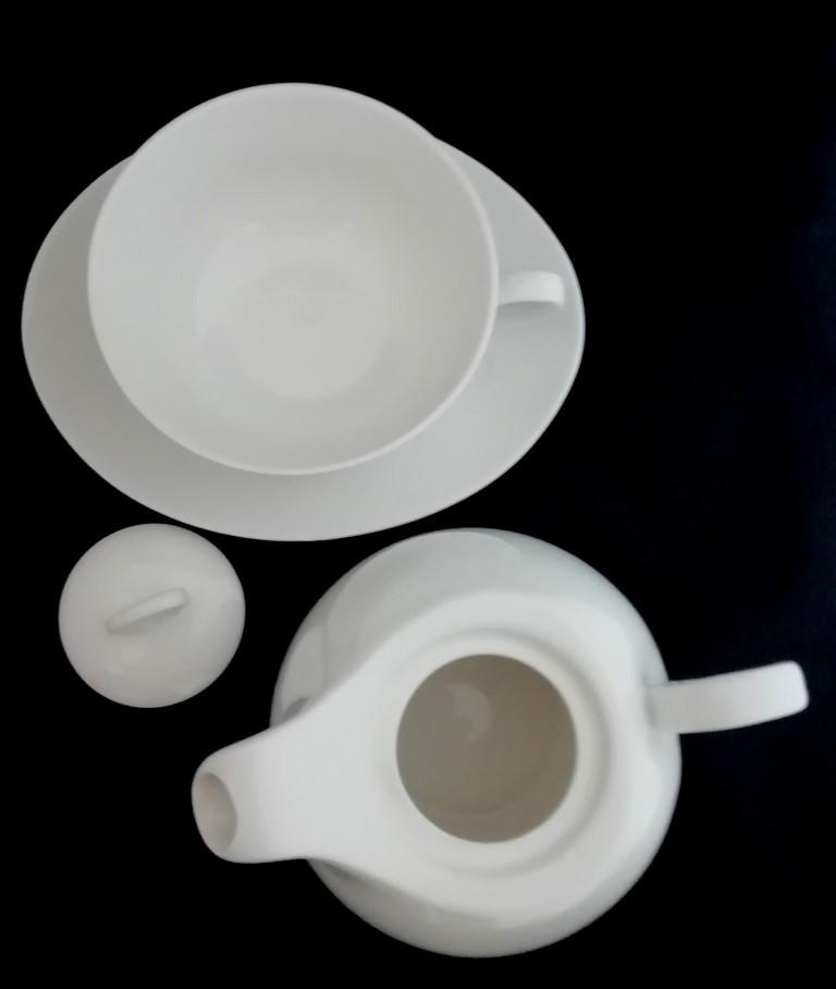 Čajový set 3 diel SUPER VALUE Tea for one porcelán